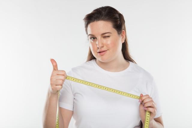 毎日じゃなくても定期的に体重計に乗る