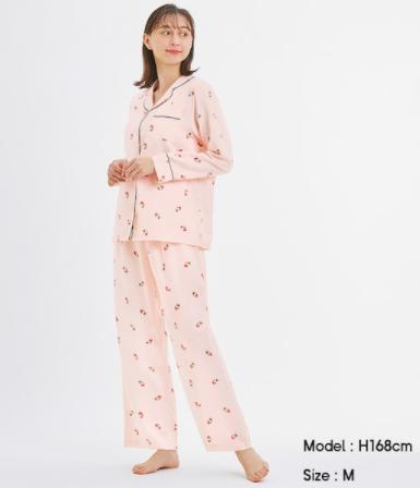 GUジェラピケ風パジャマ