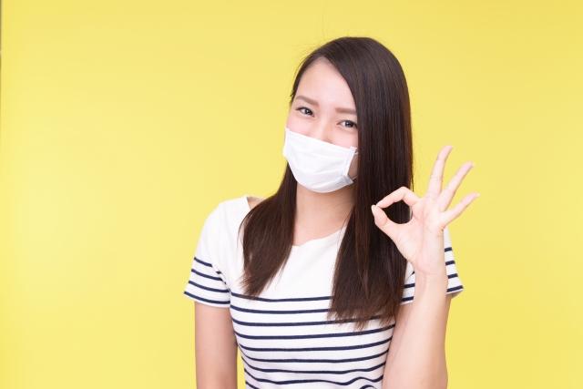 不織布マスクではなくガーゼタイプのマスクを選ぶ