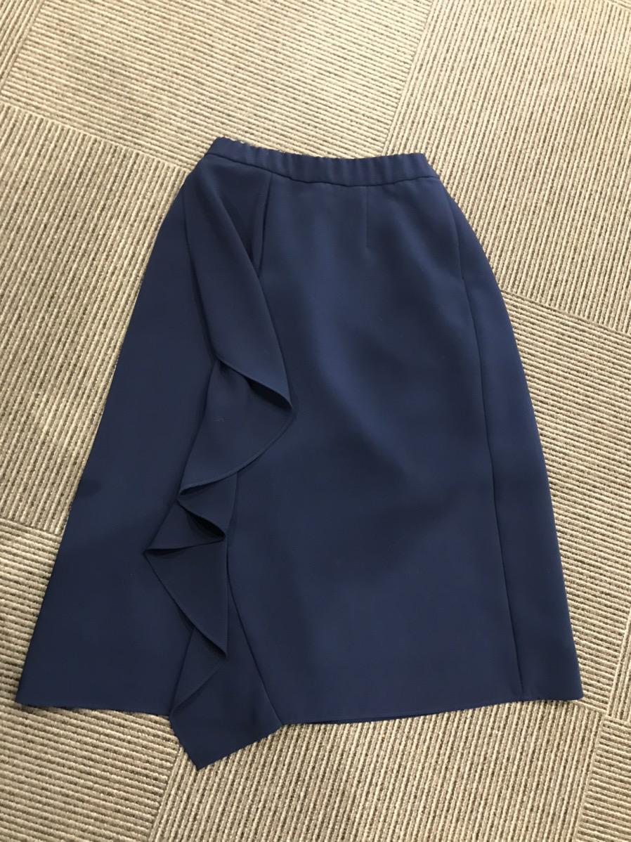 エアクロネイビースカート