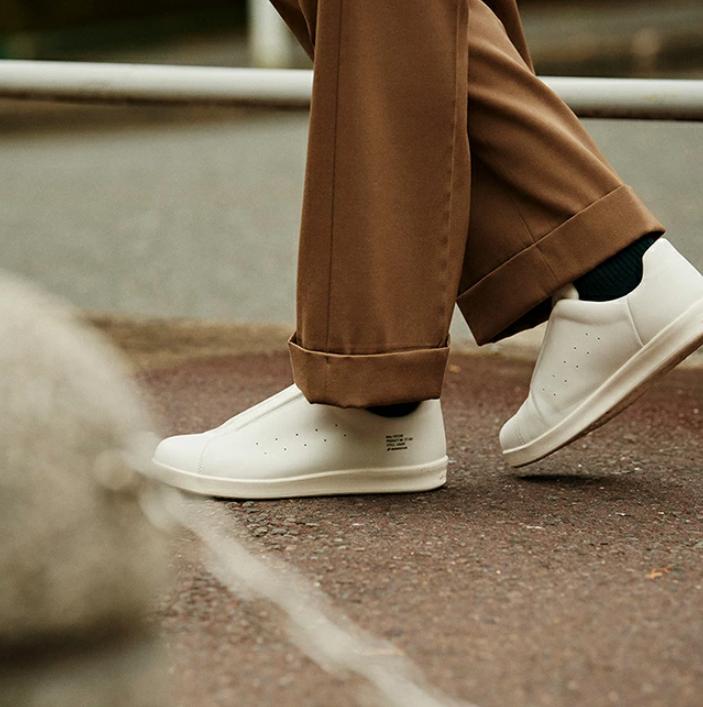 キッチェ|厨房用の靴を日常使いに、耐水性・耐油性・抗菌防臭効果アリ