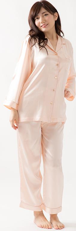 シルクのパジャマで夏も冬も快適に過ごそう