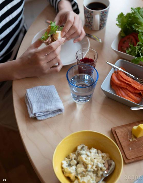 リネン2|吸水性・速乾性が高いからキッチンにあると便利・見た目も爽やか1