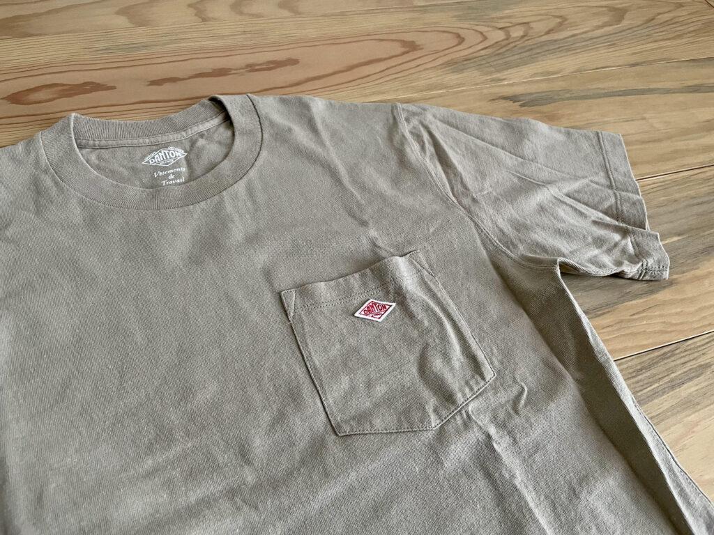 DANTON(ダントン)のTシャツのサイズ感や人気のある色は?口コミ・評判をチェック